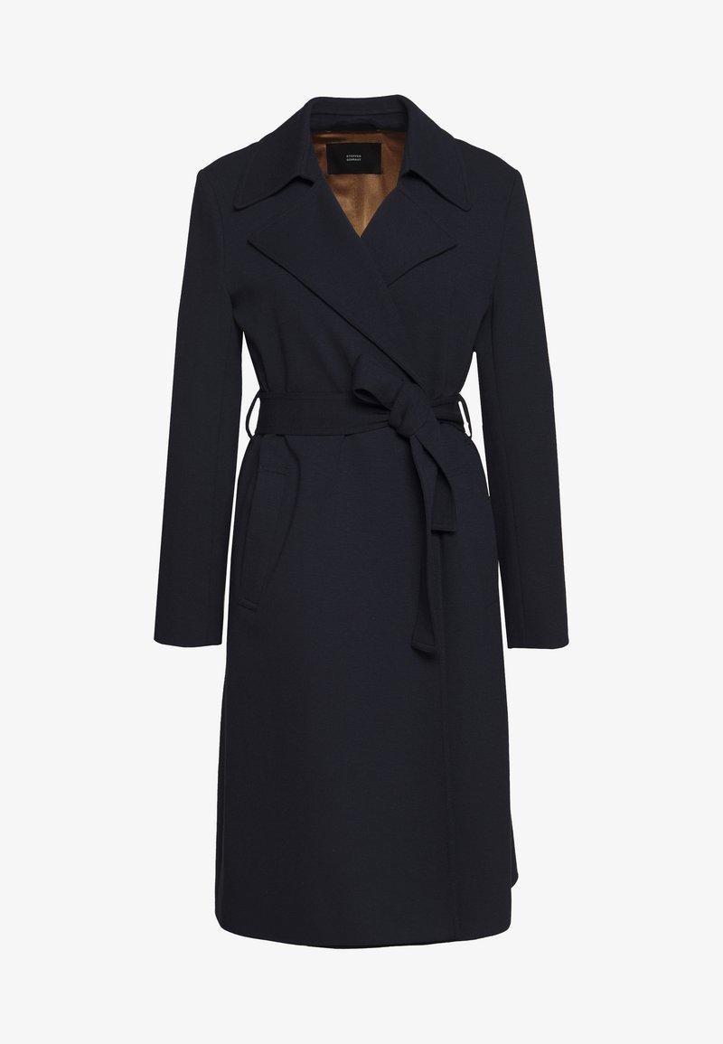 Steffen Schraut - GERMAIN COAT - Classic coat - dark blue
