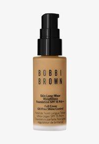 Bobbi Brown - MINI SKIN LONG-WEAR WEIGHTLESS FOUNDATION - Foundation - natural - 0