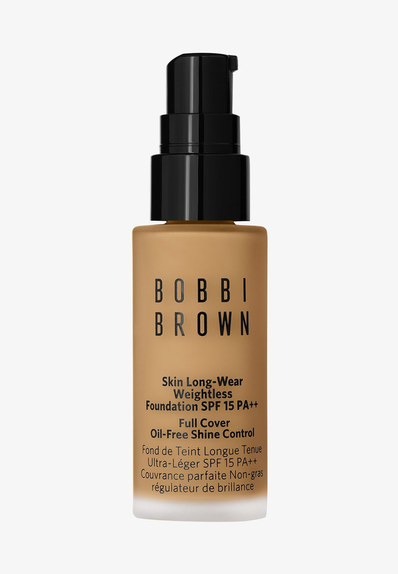 Bobbi Brown - MINI SKIN LONG-WEAR WEIGHTLESS FOUNDATION - Foundation - natural