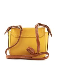The Bridge - Across body bag - limone / cognac - 1