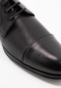 Lloyd - LEX - Elegantní šněrovací boty - schwarz - 5