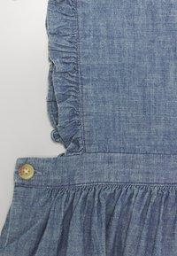 Polo Ralph Lauren - RUFFLE JUMPER SET - Day dress - indigo - 3