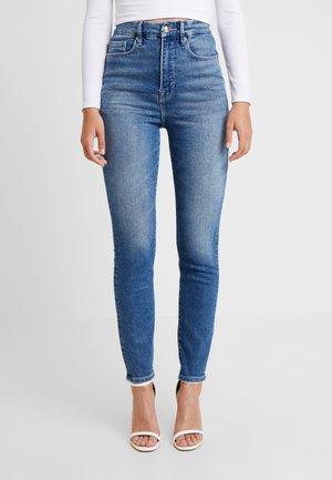 CURVE - Skinny džíny - blue