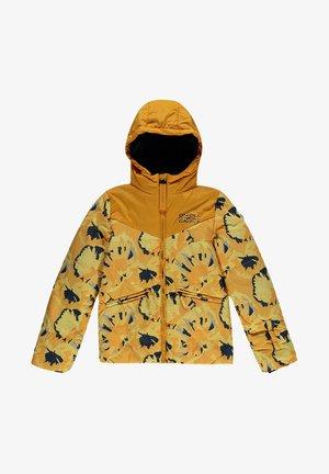 Snowboard jacket - old gold