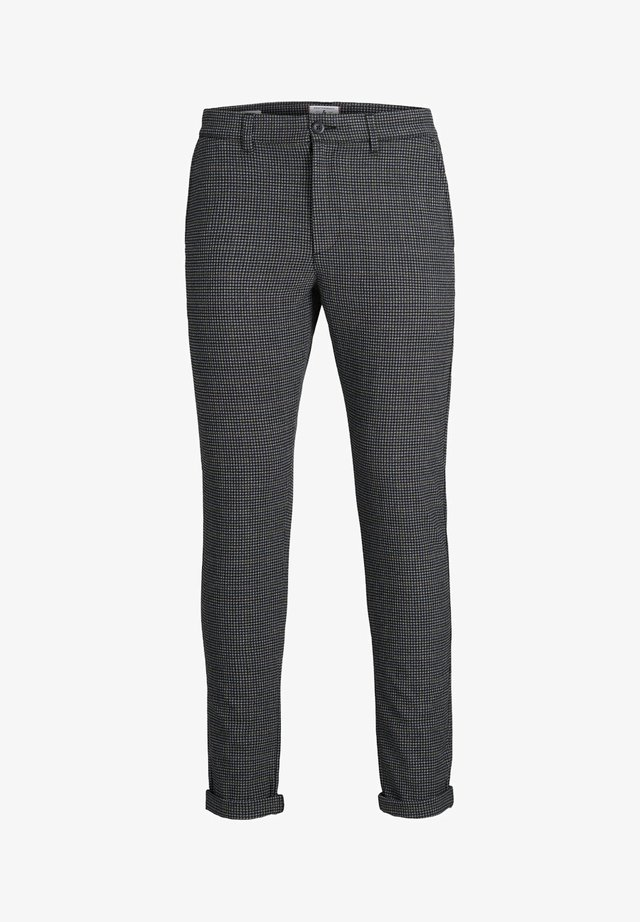 MARCO STUART - Chino - charcoal gray