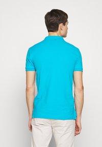 Polo Ralph Lauren - SLIM FIT MESH POLO SHIRT - Polo shirt - cove blue - 2
