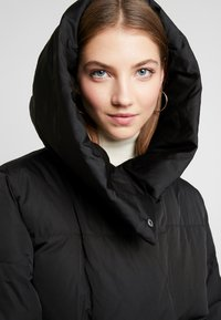 Object - OBJLOUISE  - Down coat - black - 5