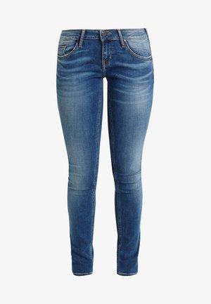 GINA SKINNY - Jeans Skinny Fit - medium blue