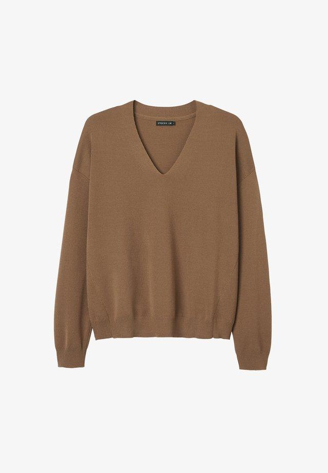 KAIA  - Jumper - brown