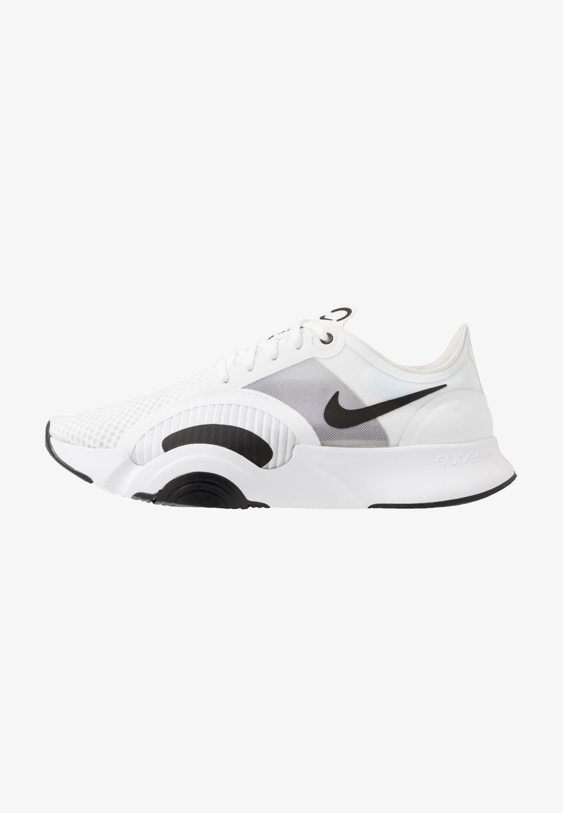 Nike Performance - SUPERREP GO - Zapatillas de entrenamiento - white/black/photon dust