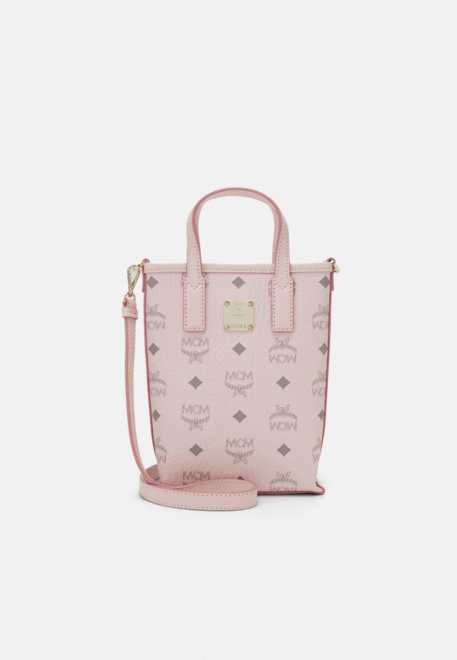 ESSENTIAL VISETOS ORIGINAL - Sac bandoulière - powder pink