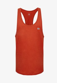 Lee - LOOSE TANK - Top - burnt henna - 3