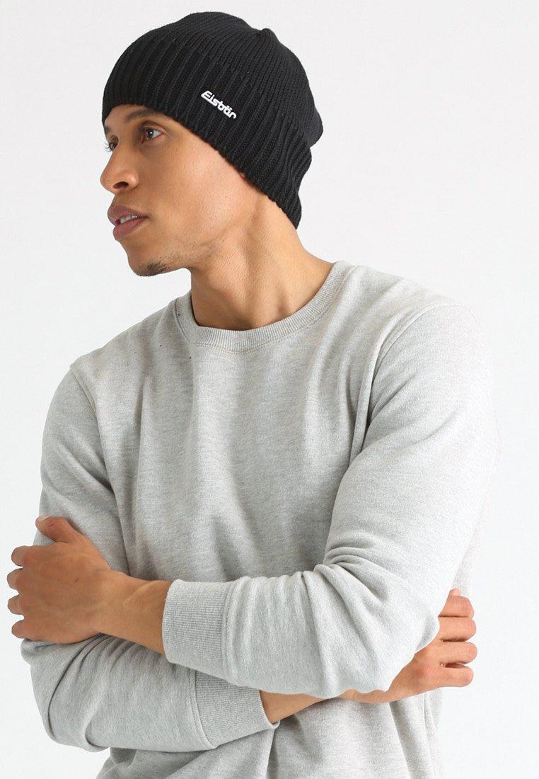 Eisbär - TROP UNISEX - Beanie - schwarz