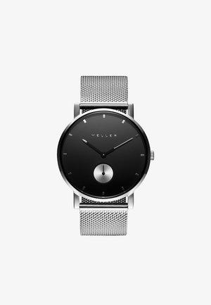 MAORI - Watch - black silver