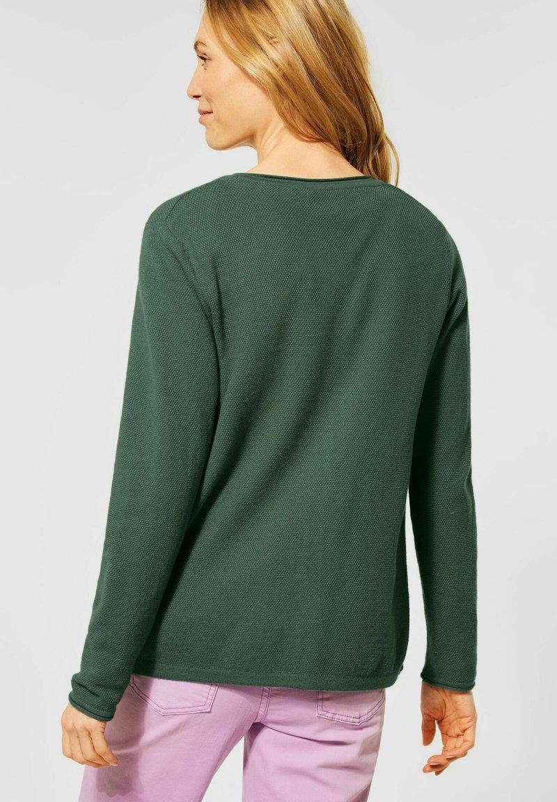 Cecil - Cardigan - grün