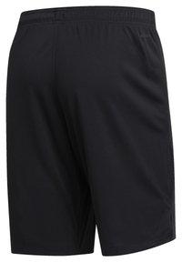 adidas Performance - ALL SET 2 DESIGNED2MOVE SHORTS - Shorts - black - 8