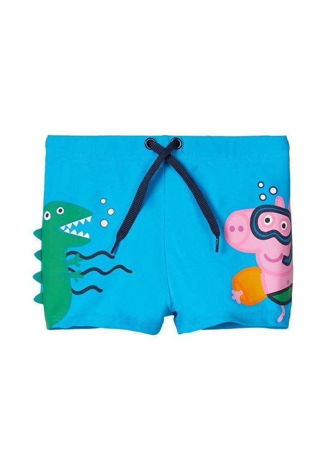 NMMPEPPAPIG - Swimming trunks - hawaiian ocean