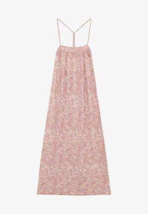 Vestito estivo - mottled light pink