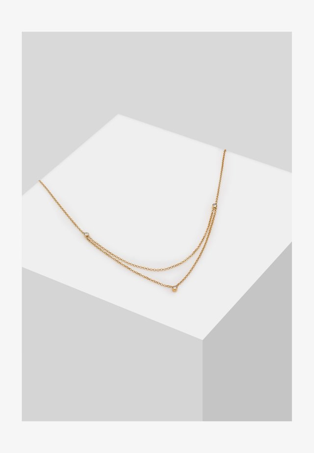 LAYER LOOK - Ketting - gold