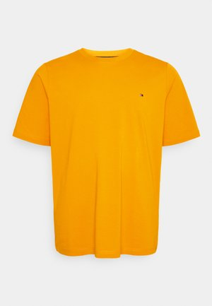 STRETCH SLIM FIT TEE - T-shirt basic - courtside yellow