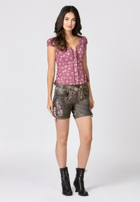Stockerpoint - LORE - Blouse - berry - 1