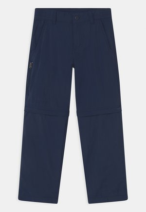SILVER RIDGE CONVERTIBLE 2-IN-1 UNISEX - Outdoor trousers - collegiate navy