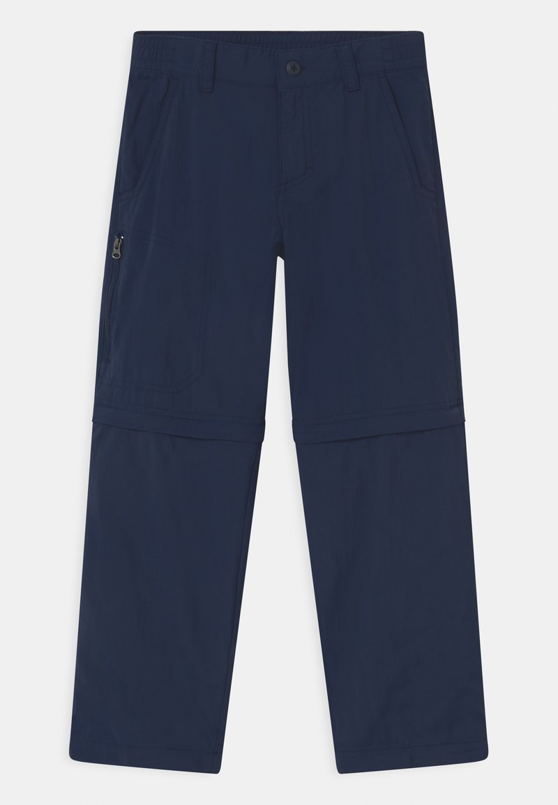 Columbia - SILVER RIDGE CONVERTIBLE 2-IN-1 UNISEX - Outdoor trousers - collegiate navy
