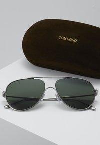 Tom Ford - Zonnebril - silver-coloured - 2