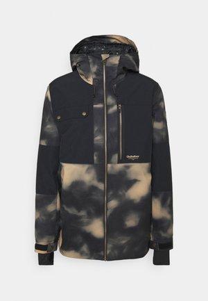 TAMARACK - Snowboard jacket - tannin particul