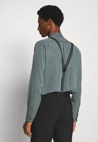 Burton Menswear London - BRACE - Belt - mid grey - 1