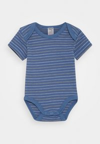 Jacky Baby - KURZARM 3 PACK - Body - blue/white - 1