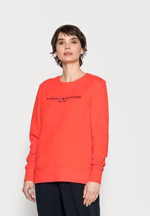 HILFIGER - Sweatshirt - red