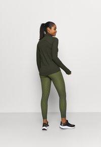Under Armour - RUSH - Sports shirt - baroque green - 2
