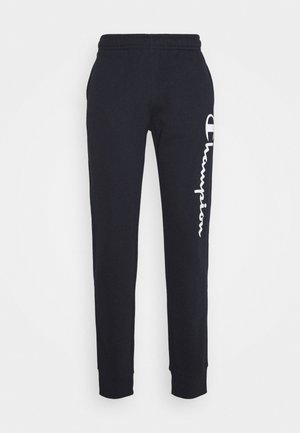 LEGACY CUFF PANTS - Tracksuit bottoms - dark blue