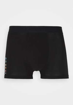 LACOSTE X POLAROID - Pants - black