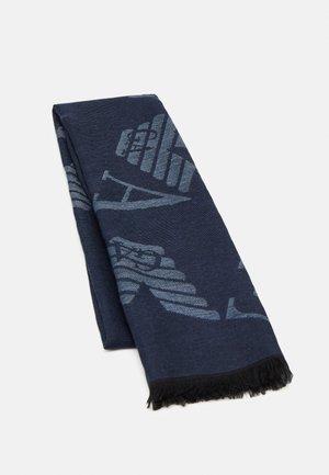 UNISEX - Scarf - blue navy/navy blue