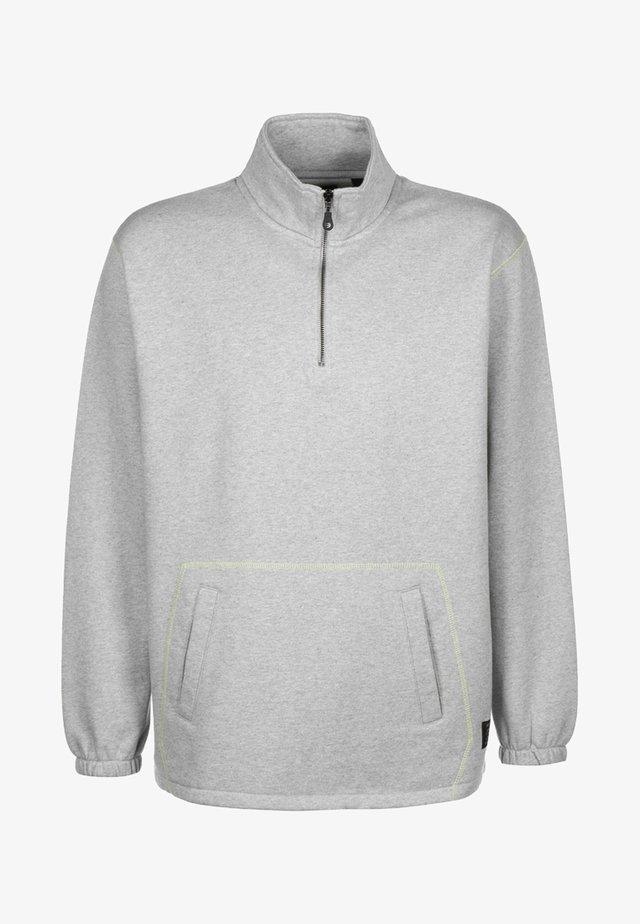 Sweatshirt - grey heather