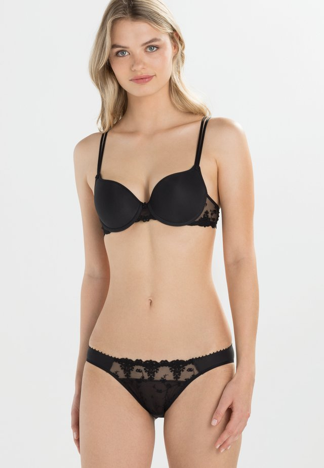 WHITE NIGHTS - Underwired bra - schwarz