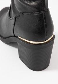 Even&Odd - Stivali sopra il ginocchio - black - 2