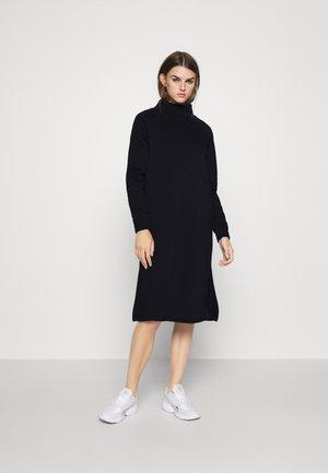 ONLLOLA HIGHNECK DRESS - Vestito estivo - black