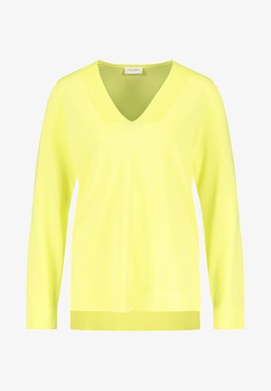 Jumper - light lime