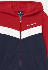 Champion - FULL ZIP SUIT SET UNISEX - Chándal - dark blue