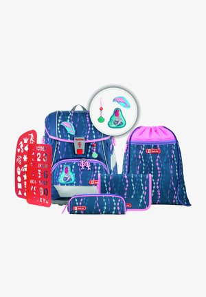 2IN1 SET - School set - mermaid