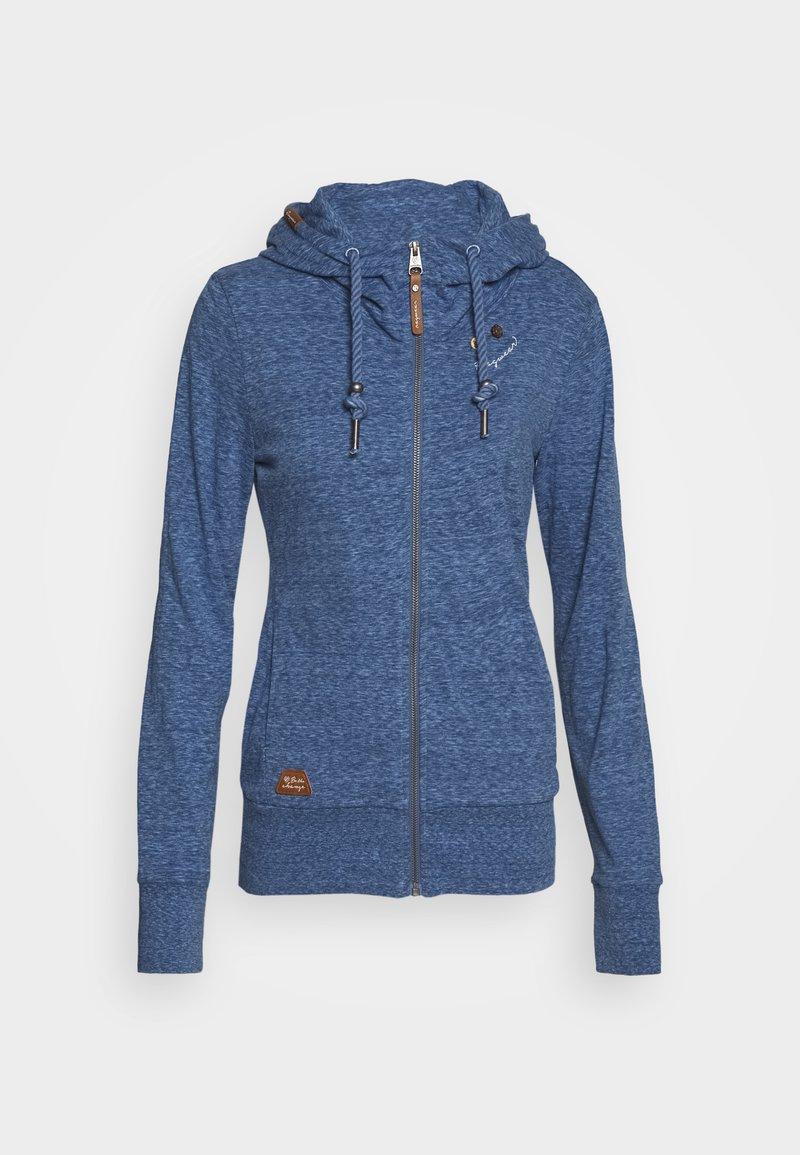 Ragwear - PAYA - Mikina na zip - blue