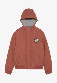 Quiksilver - CHOPPY IMPACT - Outdoor jacket - redwood - 2