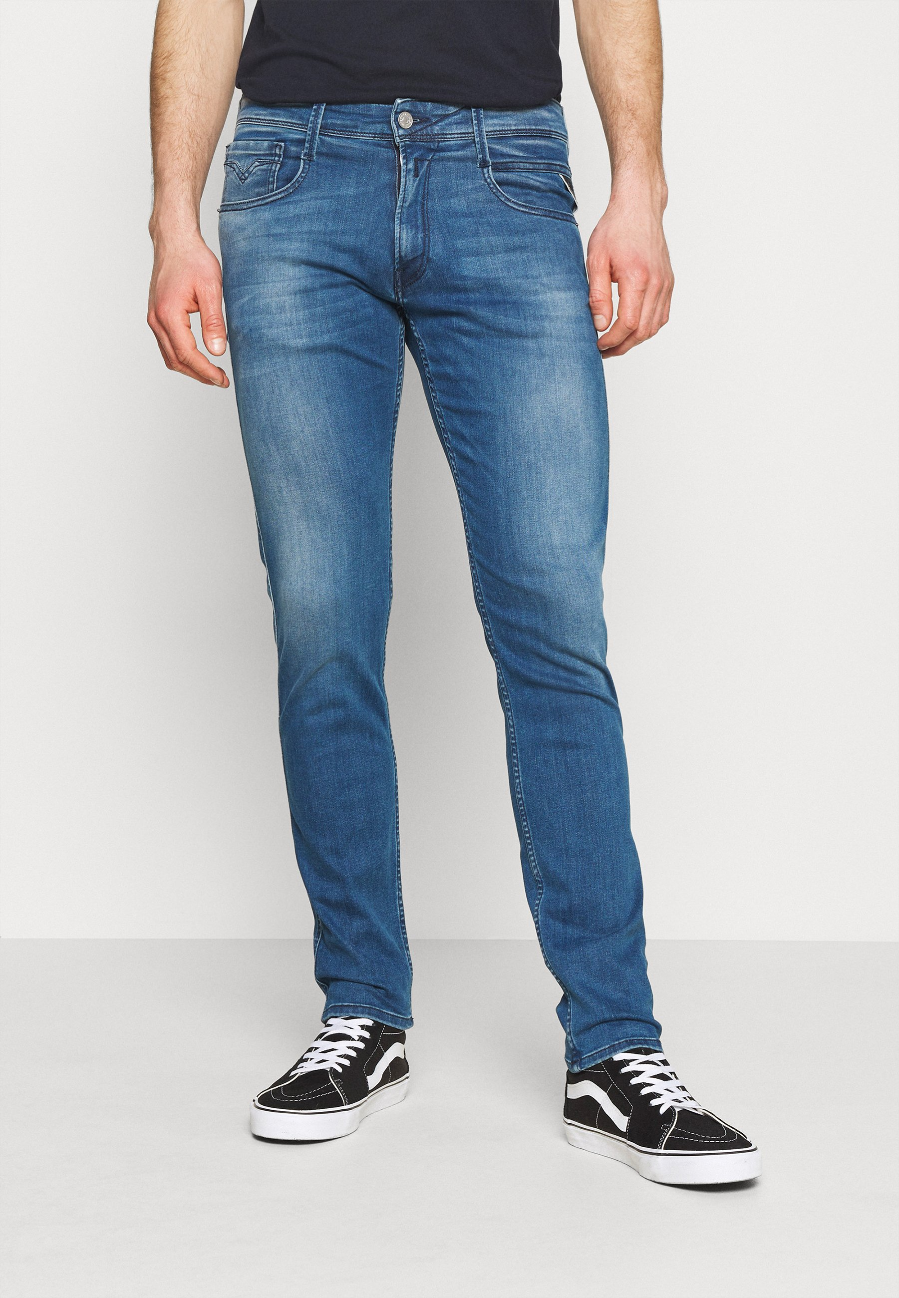 Uomo ANBASS - Jeans slim fit