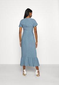 Trendyol - MAVI - Maxi dress - blue - 2