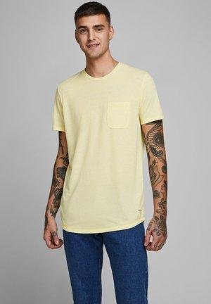 JORLINUS TEE CREW NECK - Basic T-shirt - green milieu 2