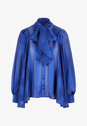 HEMD  - Button-down blouse - sky captain