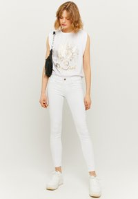 TALLY WEiJL - Jeans Skinny Fit - whi - 1